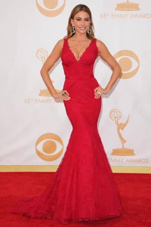 Sofia Vergara, sexy conduttrice dei Golden Globe 2017 25