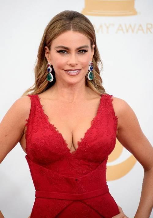 Sofia Vergara, sexy conduttrice dei Golden Globe 2017 27