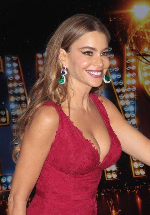 Sofia Vergara, sexy conduttrice dei Golden Globe 2017 30