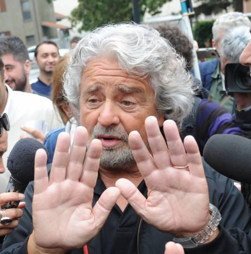 La dura vita di chi porta Beppe Grillo in tribunale
