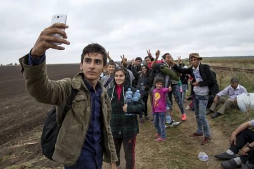 Il giallo dei falsi rifugiati pakistani
