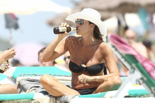Cristina Parodi, dagli studi televisivi a Formentera 7