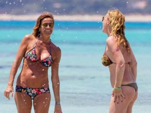Cristina Parodi, dagli studi televisivi a Formentera 8