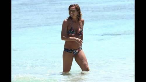 Cristina Parodi, dagli studi televisivi a Formentera 30