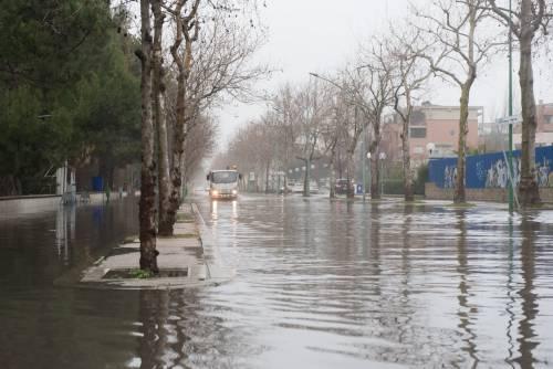 L'esondazione del fiume Pescara 2