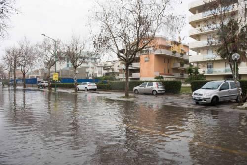 L'esondazione del fiume Pescara 5