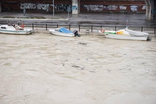 L'esondazione del fiume Pescara 6