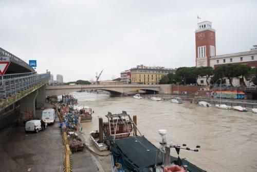 L'esondazione del fiume Pescara 11