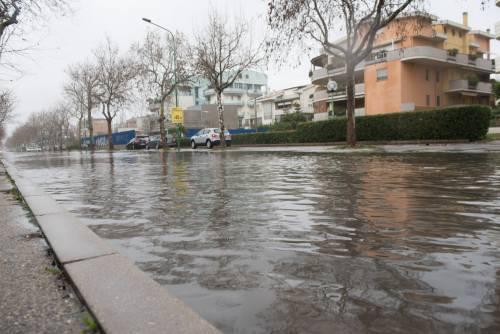 L'esondazione del fiume Pescara 10