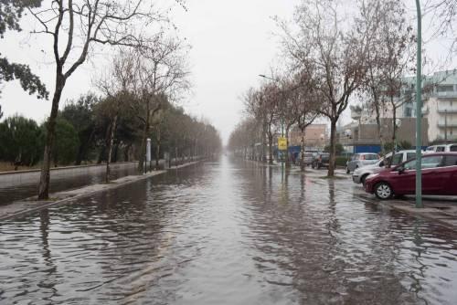 L'esondazione del fiume Pescara 14