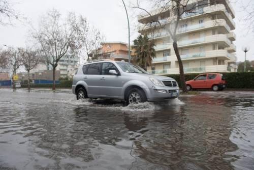 L'esondazione del fiume Pescara 15