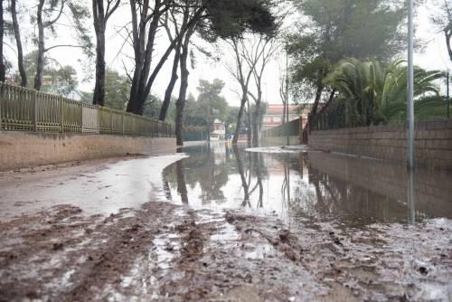 L'esondazione del fiume Pescara 17