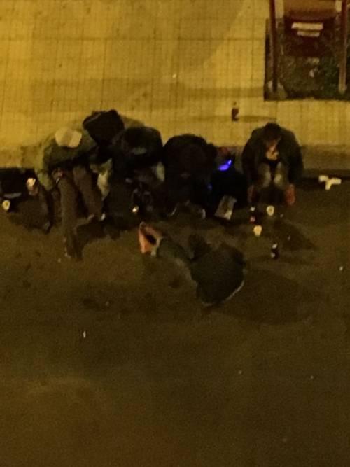 Risse, droga e degrado a Lecce 5