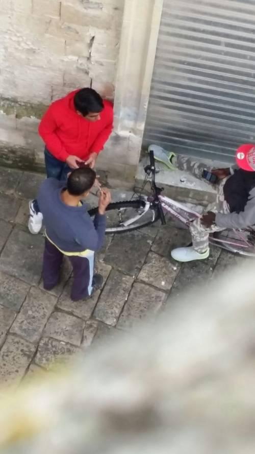 Risse, droga e degrado a Lecce 3