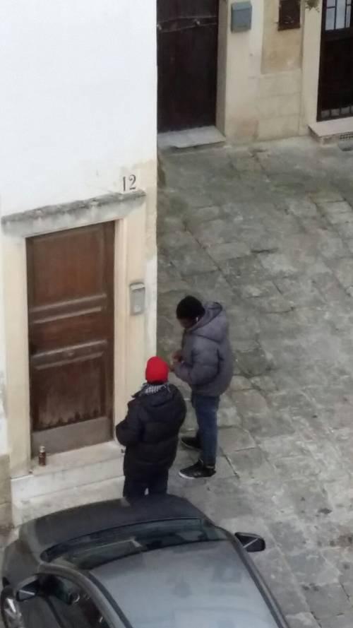 Risse, droga e degrado a Lecce 12