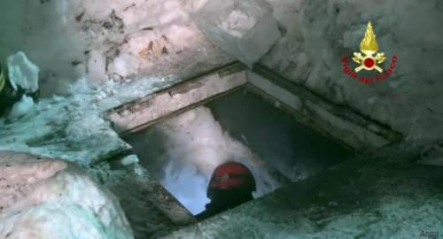 Le stanze di Rigopiano: il rifugio dei superstiti 3