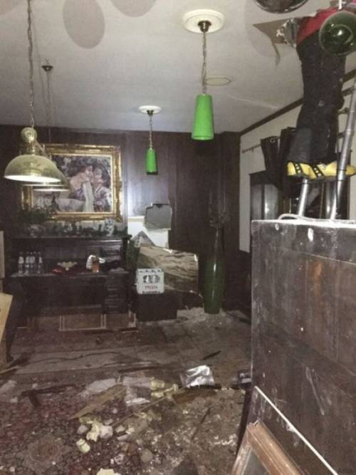 Le stanze di Rigopiano: il rifugio dei superstiti 2