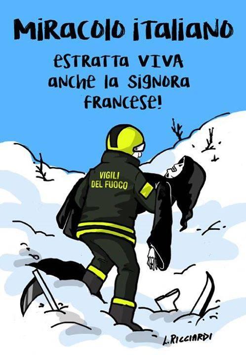 Così i vignettisti italiani rispondono a Charlie