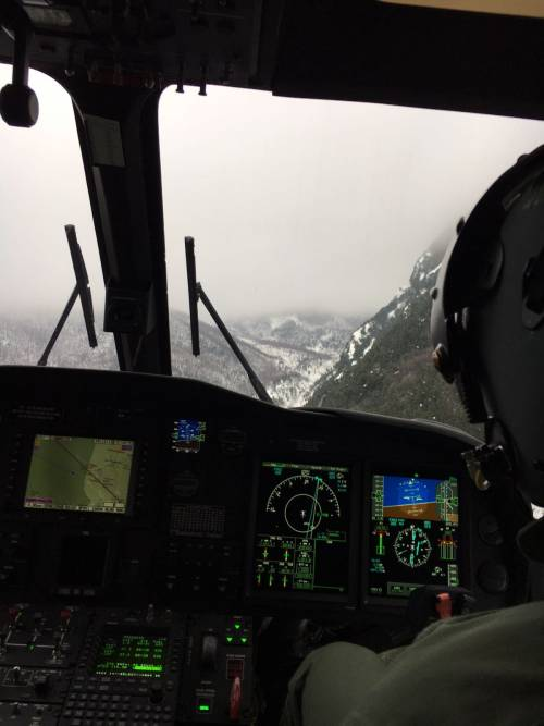 Gli alpini nei paesi isolati dalla neve 19