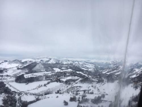 Gli alpini nei paesi isolati dalla neve 18