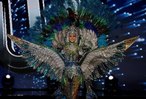 Miss Universo, lo spettacolo dei costumi più belli 15