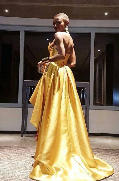 Hawa Kamara, a Miss Universo la bellezza della Sierra Leone 6