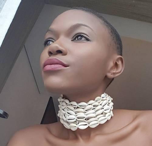 Hawa Kamara, a Miss Universo la bellezza della Sierra Leone 3