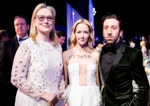 Sag Awards 2017: divi contro Donald Trump 17