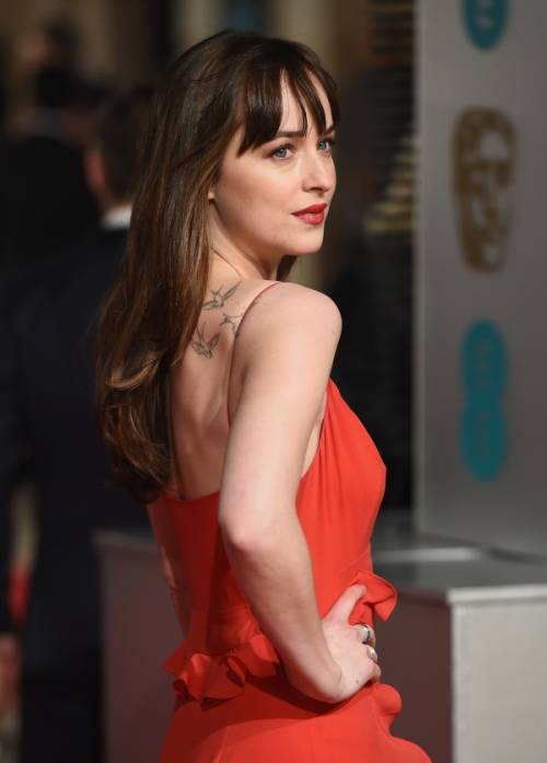 "Dakota Johnson e Jamie Dornan, sexy protagonisti di ""50 Sfumature"" 8"