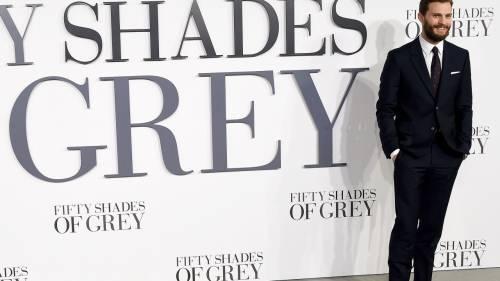 "Dakota Johnson e Jamie Dornan, sexy protagonisti di ""50 Sfumature"" 9"