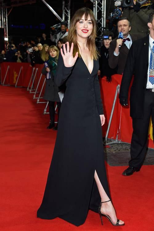 "Dakota Johnson e Jamie Dornan, sexy protagonisti di ""50 Sfumature"" 18"