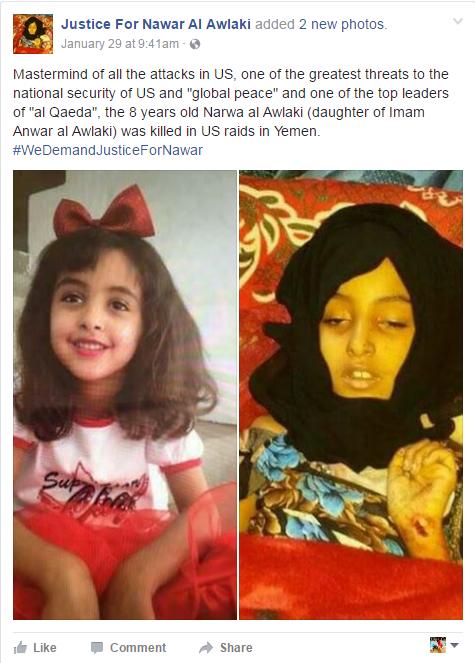 Yemen, uccisa bimba di 8 anni: figlia di un terrorista di al Qaeda