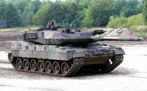 Uno dei carri armati migliori al mondo. Fino a quando non è andato in Siria