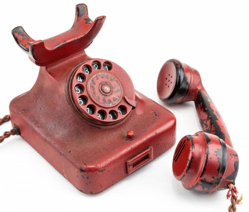 Il telefono di Adolf Hitler messo in vendita  2
