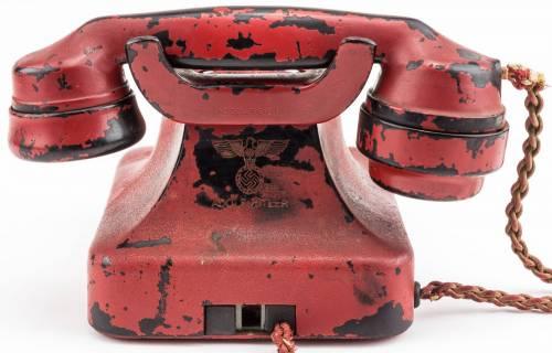 Il telefono di Adolf Hitler messo in vendita  5