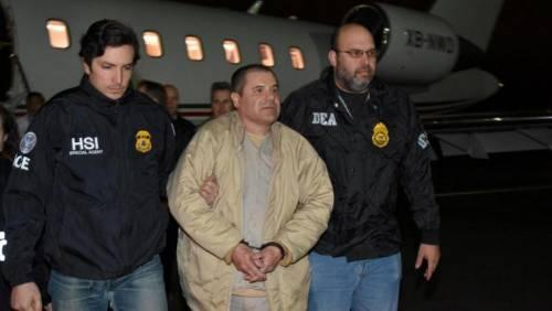 Usa, ergastolo per El Chapo: dovrà restituire 12 miliardi di dollari