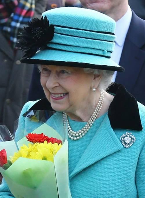 La regina elisabetta celebra i 65 anni di regno giubileo for La regina elisabetta 2