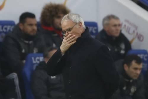 Leicester sempre più in basso: Ranieri rischia seriamente l'esonero