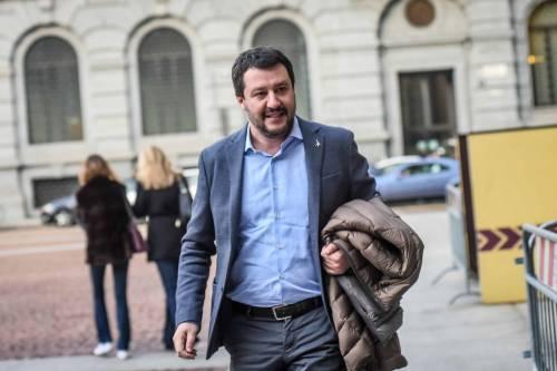 """Trump, Salvini: """"Stiamo lavorando per essere interlocutori diretti più di altri"""""""
