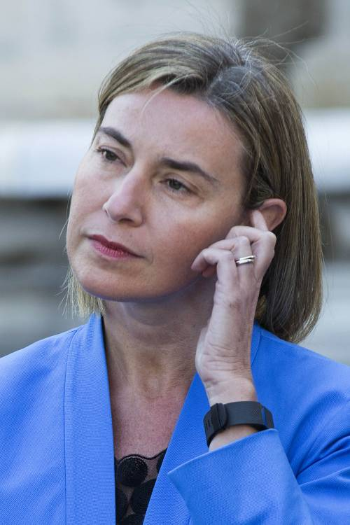 """Lo scaricabarile della Mogherini: """"Sui migranti l'Africa faccia di più"""""""