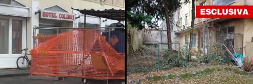 """Biella, hotel vecchi e abusi edilizi: """"Così le coop fanno affari coi migranti"""""""