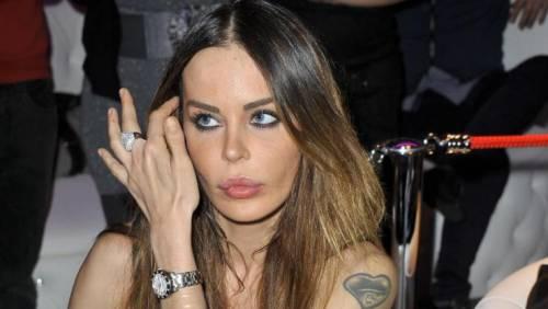 """Nina Moric: """"Potrei candidarmi con CasaPound"""""""