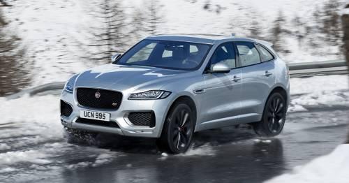 F-Pace, ecco il crossover inconfondibilmente Jaguar
