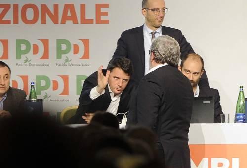 """Matteo Renzi: """"Ho visto il bluff della minoranza"""""""