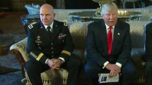 C'è un altro generale nella squadra di Trump: McMaster alla Sicurezza nazionale