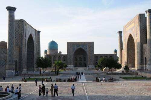 Uzbekistan, lungo la via della seta, nella terra di Tamerlano