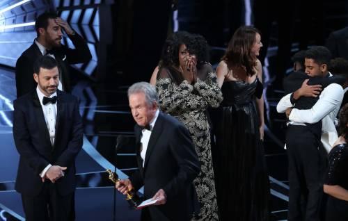 Le immagini della notte degli Oscar 2