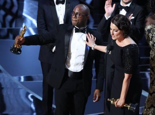 Le immagini della notte degli Oscar 4