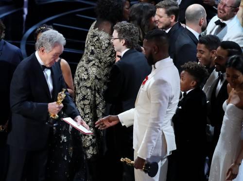 Le immagini della notte degli Oscar 5