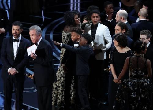Le immagini della notte degli Oscar 6